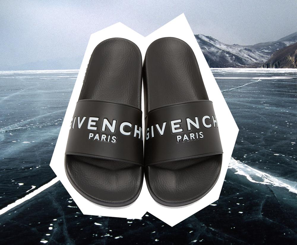 Givenchy-Rubber-Logo-Sandal