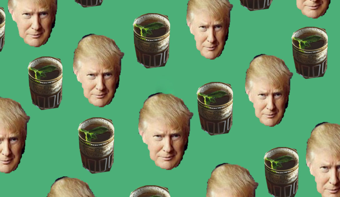 TrumpTea Collage